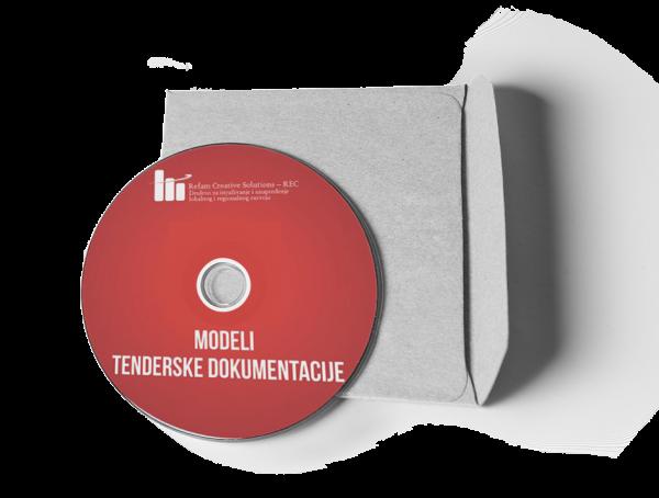 CD Modeli Tenderske dokumentacije