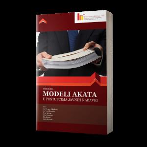Modeli akata u postupcima javnih nabavki + CD izdanje