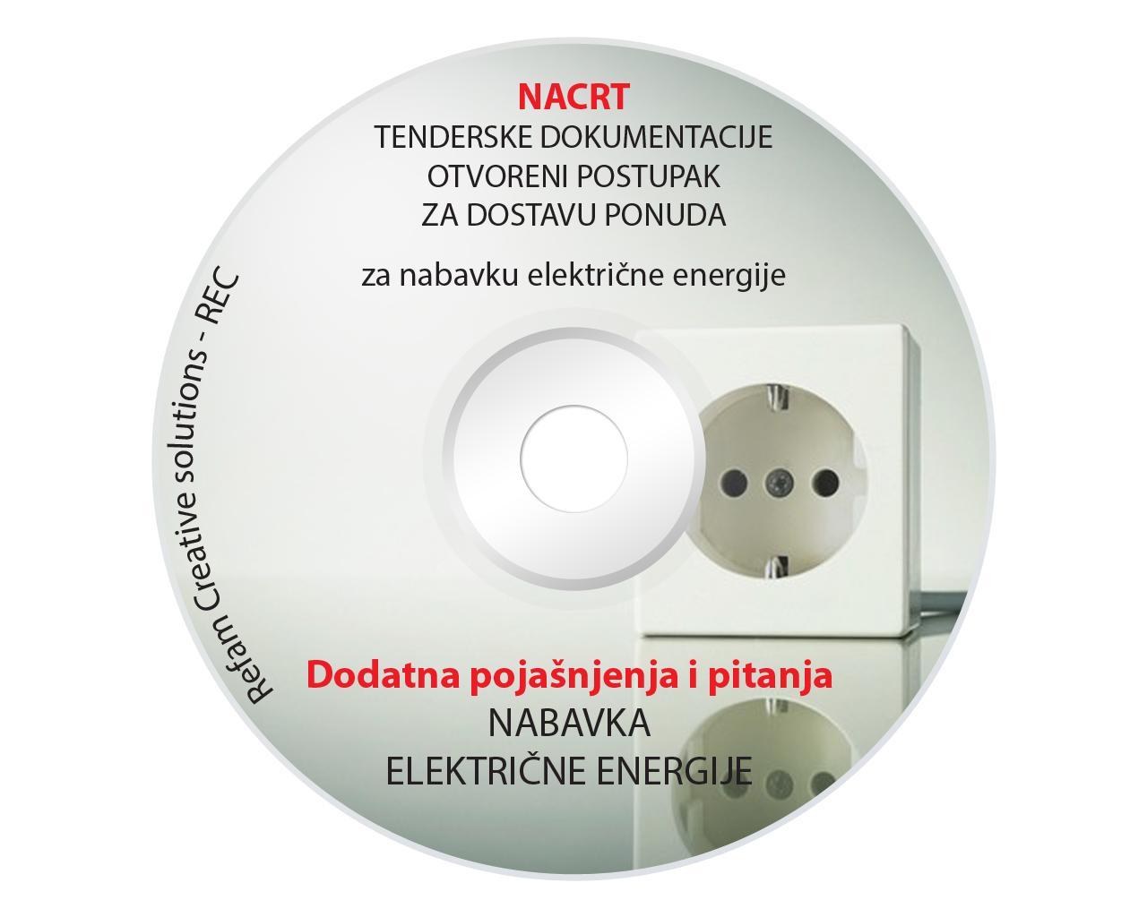 TRŽIŠTE ELEKTRIČNE ENERGIJE OTVORENO ZA KONKURENCIJU