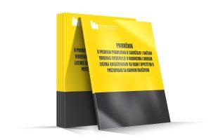 Priručnik o primjeni Pravilnika o sadržaju i načinu vođenja evidencije o radnicima i dr. licima angažovanim na radu i uputstva o postuanju s radnom knjižicom