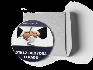 CD Priručnik – Otkaz ugovora o radu