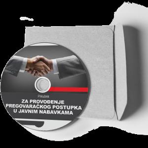 CD Izdanje – Priručnik – Pregovarački postupak u javnim nabavkama