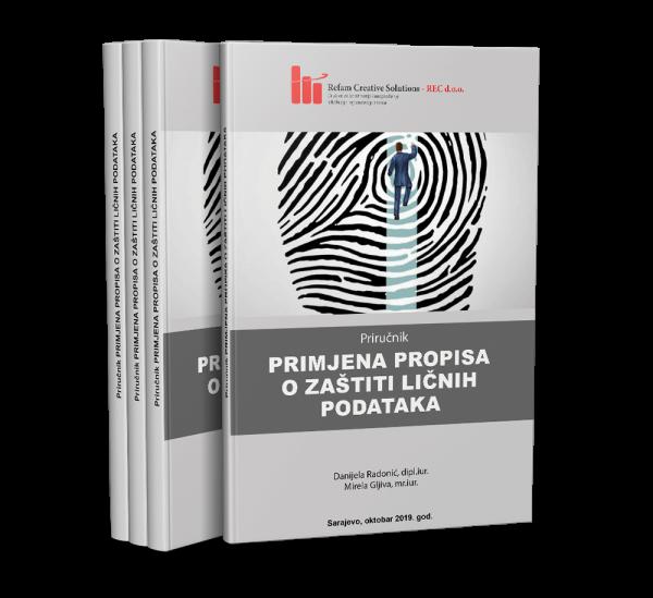 Primjena propisa o zaštiti ličnih podataka