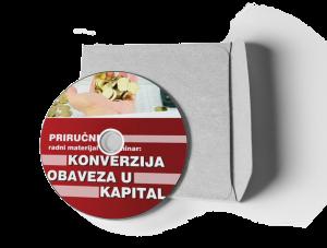 CD Priručnik – seminarski materijal – Konverzija obaveza u kapital