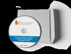 CD – Kako provoditi javne nabavke u uslovima krajnje hitnosti i vanredne situacije