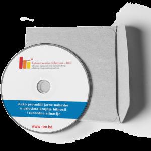 CD – Kako provoditi javne nabavke u uslovima krajnje hitnosti i vanredne si