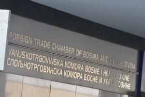 Odluka o članarini vanjskotrgovinskoj komori Bosne i Hercegovine za 2021. godinu