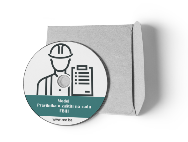 Model Pravilnika o zaštiti na radu